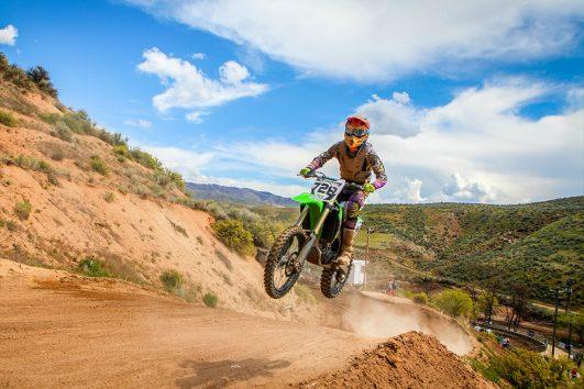 Motocross-profile